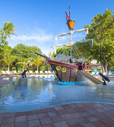 HawksCay.pirate_ship_pool